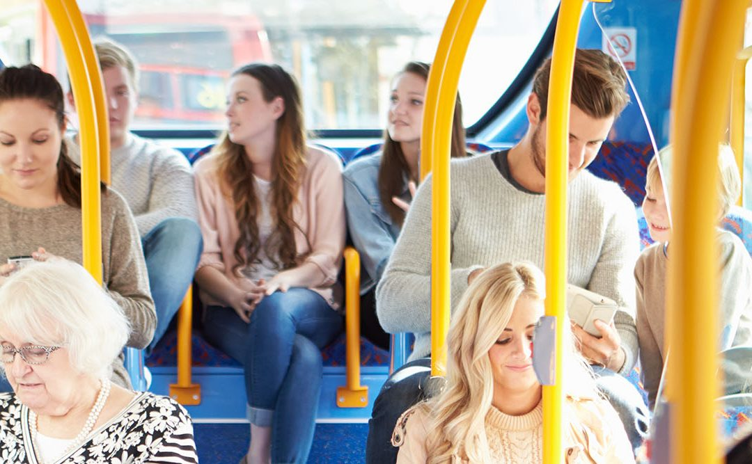 Passengers on a bus (ACT)